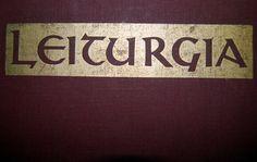 Leiturgia. Handbuch des evangelischen Gottesdienstes. Erster Band: Geschichte und Theologie des Evangelischen Gottesdienstes