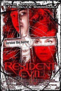 Resident evil - A special military unit fights a powerful, out-of-control supercomputer and hundreds of scientists who have mutated into flesh-eating creatures after a laboratory accident.