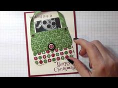How to Make a Top Note Gift Card Purse