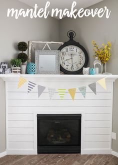 Beautiful Mantel Mak