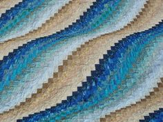 Bargello Waves