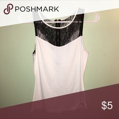 Express top ⭐️EUC⭐️ NO TRADES❌ PRICE IS FINAL unless purchased off Poshmark Express Tops Tank Tops
