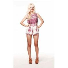 Ideal for Spring! Jumpsuit by Kissin Cussin, super cute