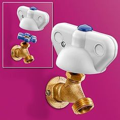 Home Main and Mgmt: The Gripper Water Faucet Handle