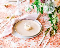 Pink, white, and gold place settings At Fete of Wales in Wales, Wisconsin - Styled by Milwaukee Wedding Planner Natural Elegance LLC - Milwaukee Wedding Photographer Nicole Miro Photography Wedding Table Place Settings, Wedding Guest Table, Wedding Reception, Wedding Venues, Plan Design, Milwaukee, Elegant Wedding, Wisconsin, Wales