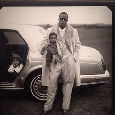 This is timeless d I need this photo ! Sean P Diddy Combs, Sean Combs, Sean John Clothing, Bad Boy Entertainment, Hip Hop Outfits, Nice Outfits, Hip Hop Classics, Puff Daddy, The Art Of Storytelling