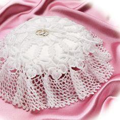 Accessoires et leurs grilles gratuites au crochet Mariage