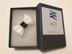 A personal favorite from my Etsy shop https://www.etsy.com/listing/502954178/mens-mini-bow-tie-bow-tie-lapel-pin