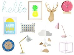 Super cute goodies for the kiddies all under $50! Find out where to buy them on The Eye Spy Milk Bar blog