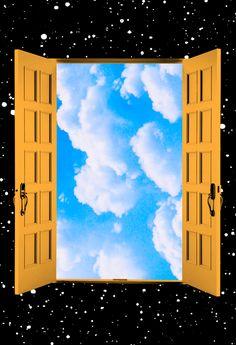Door Portal Art Print by Tyler Spangler - X-Small Buda Wallpaper, Hippie Wallpaper, Wallpaper Animes, Animes Wallpapers, Graphic Design Illustration, Illustration Art, Presets Photoshop, Portal Art, Tyler Spangler