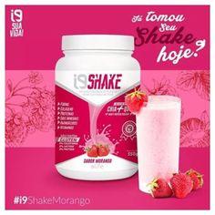 Já tomou seu shake hoje? O i9 Shake é uma forma de controlar o peso de um jeito muito mais saudável, nutritivo e delicioso. Enriquecido com Chia e Quinoa, ele também possui whey protein e colágeno em sua fórmula. https://store-cevi.lojaintegrada.com.br/shake