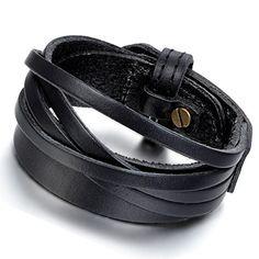 Flongo Bracelet Alliage Genuine Leather Cuir Corde Menott... https://www.amazon.fr/dp/B00WNVH7NC/ref=cm_sw_r_pi_dp_BiSrxbAXWGM1K