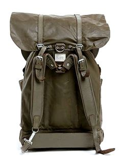 Swiss Army Large Assualt Backpack Reverse