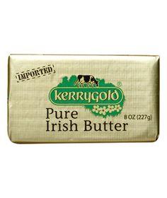 Kerrygold Pure Irish Butter, $4, #dailyfinds