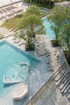 Architects: OBA(Architect), TROP(Landscape Architect)Location: 211 Moo 1 - Na Jomtien Soi 4 Pattaya, Chon Buri 20250Photographs: Poompat Waratkiachthana