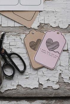 Get this free tag printable to add to your handmade gifts, made for you with love. Crochet T Shirts, Crochet Gifts, Hand Embroidery Patterns, Crochet Patterns, Seed Bead Flowers, Kawaii Crochet, Love Tag, Handmade Tags, Printable Tags