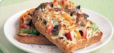 Cheesy pizza toasties – Recipes – Slimming World Healthy Meals To Cook, Healthy Eating Recipes, Healthy Nutrition, Healthy Cooking, Lunch Recipes, Cooking Recipes, Healthy Pizza, Drink Recipes, Healthy Snacks
