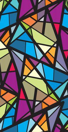 Chevron Wallpaper, Colorful Wallpaper, Hd Wallpapers For Mobile, Mobile Wallpaper, Beautiful Wallpaper For Phone, Bright Paintings, Leaf Art, Science Art, Cartoon Wallpaper