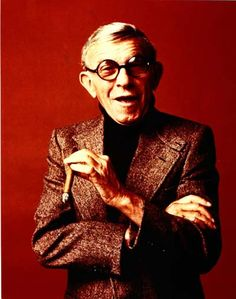 March 9 – d. George Burns, American actor and singer (b. George Burns, Funny People, We The People, Good Cigars, Thanks For The Memories, People Of Interest, Music Tv, Vintage Movies, Famous Faces