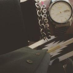 Goooood Morning ️️️  #armcandy #bracelet #bracelets #details #Hamburg #hamburgliebe #hh #instafashion #instainspo #instamood #jewellery #jewelry #myview #seiko #seikowatch #tiffany #uhr #watch #watches #watchesofinstagram
