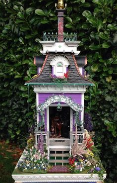 "Miniature 1:12 Dollhouse Base Table Lamp ""Angelika"" by jimlarsondesigns.com https://www.etsy.com/shop/JimLarsonDesigns"