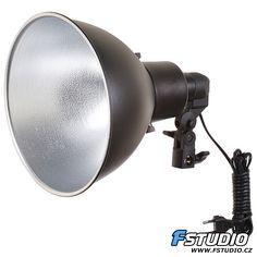 Držák žárovky s reflektorem