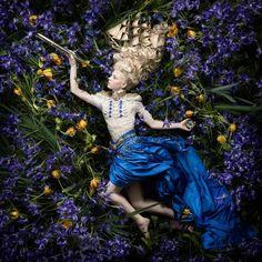 Magical Fine Art Portrait Photography by Alexia Sinclair Dreamy Photography, Fantasy Photography, Surrealism Photography, Conceptual Photography, Beauty Photography, Fine Art Photography, Portrait Photography, Fashion Photography, Fairy Photoshoot