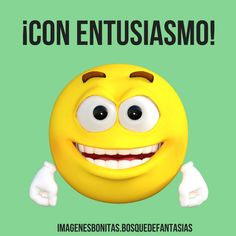 emoticono entusiasmado