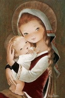 Jesus And Mary Pictures, Mother Pictures, Mary And Jesus, A Christmas Story, Christmas Baby, Mama Mary, Holiday Images, Holy Mary, Madonna And Child