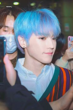 Real Anime, King Of Hearts, Lee Taeyong, My Crush, Jaehyun, Nct Dream, Nct 127, Rapper, Kpop