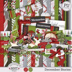 Freebie Friday: December Stories – Part 1 Mistyhilltops