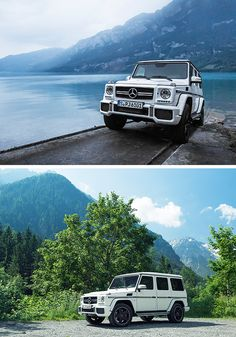The near-series show car is a new highlight in the history of the G-Class, and it blends all the advantages of the model series. Click through to find all of the details of this model as it goes through a 24-hour road trip.