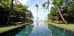 Beach Front villa in #Canggu http://www.balilocations.com/fr/villas/canggu/bvca415
