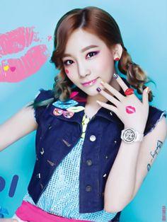 Taeyeon Girls Generation