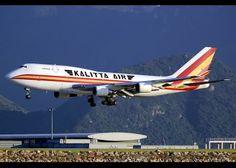 Boeing | 747-446(BCF) | Kalitta Air | N745CK | Hong Kong | HKG | VHHH
