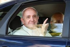 I love this man!!!!!!!!!!!. Unlike his predecessors, Pope Francis chooses humility above luxury possessions.