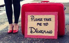 Off to Disneyland !