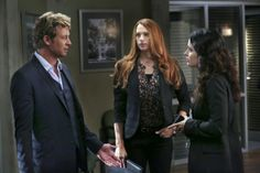 "The Mentalist Photos: Let Me Explain in ""The Red Tattoo"" Season 6 Episode 5 on CBS.com"