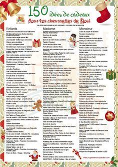 150 idées originales de cadeaux pour vos chaussettes de Noël