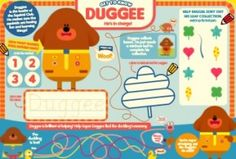 Hey Duggee, CBeebies show for years. Print this lovely picture of Duggee, who runs the Squirrel Club. Find out all about Duggee! Harry Birthday, 4th Birthday, Birthday Parties, Birthday Ideas, Fun Crafts, Crafts For Kids, Arts And Crafts, Kids Workshop, Diy Party