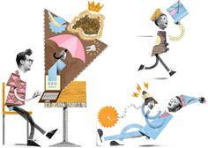 The Guardian - Arthur Chiverton-Illustration