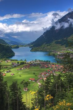 ~~Lungern, Switzerland | Canton of Obwalden | by Anik Messier~~