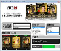 Capture3 Fifa 14 FUT Cristiano Ronaldo Card Generator 2014