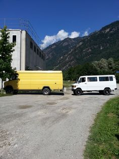 I finded my big brother Mercedes Bus, Classic Mercedes, Brother, Vans, Camping, Big, Vehicles, Rv, Campsite