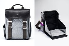 Best unisex neutral diaper bags to load up all the essentials on your checklist. Stylish picks include backpacks, leather, vegan and the best ones for Dad!