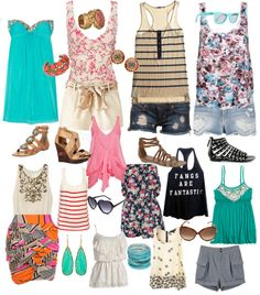 La Placard: Perfect things to pack for your beach vacation