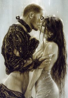 "Cheetah-Print Press: an impress of @TIGER DYNASTY PUBLISHING dedicated to #erotic #fiction (""Caress"" by Luis Royo)"