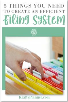 5 Things You Need To Create An Efficient Filing System — Krafty Planner Proud Mom Quotes, Best Cousin Quotes, Little Brother Quotes, Organizing Paperwork, Room Organization, Genealogy Chart, Genealogy Humor, System Clean, Home Planner