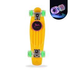 "2016 Pastel Colored Original Peny Board 22"" Pnny mini Cruiser Skateboard board tablas de skate board loaded skateboard complete"