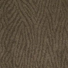 """Carpeting in style """"Natural Art"""" color Bourbonnais Grey - fabulous wood grain patterning -  Flooring by Shaw"""